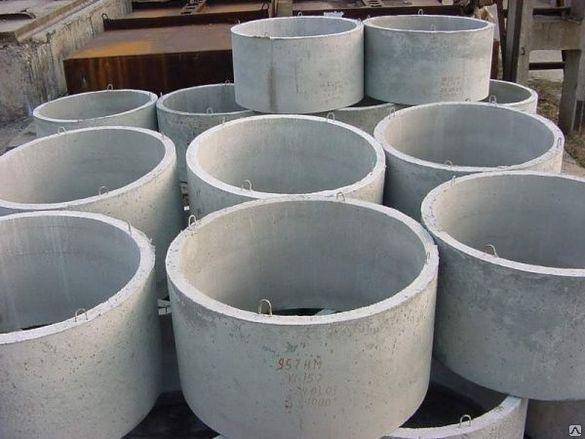 Бетонни ПРЪСТЕНИ за шахти.. ТРЪБИ за кладенци с арматура и бетон.. Цим