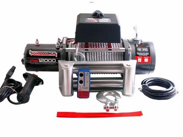 Troliu PowerWinch/KangarooWinch 12000 lb-5443 kg.NOU