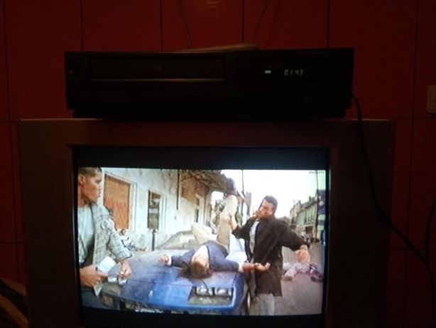 videorecorder TELETECH VCR8700