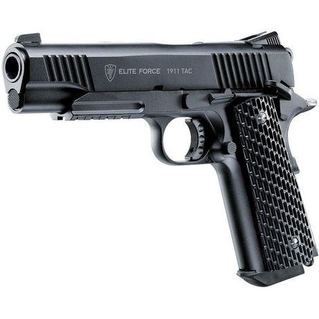 Pistol Airsoft M1911 Tactical Co2 Elite Force Umarex Full Metal