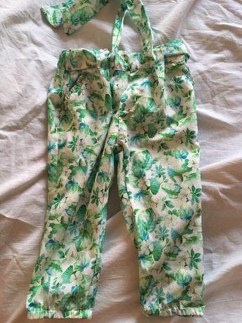 Бебешки ефирни панталонки