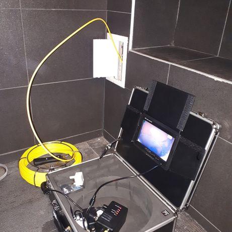 Video inspectie si desfundare canalizare