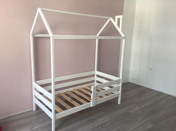 Детские кроватки-домики. Новые!