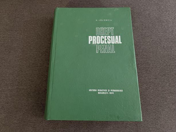 Drept Procesual Penal de N. Volonciu