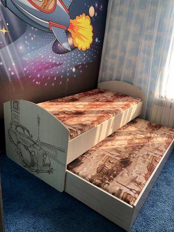 Детский гарнитур «Лондон» , кровать .