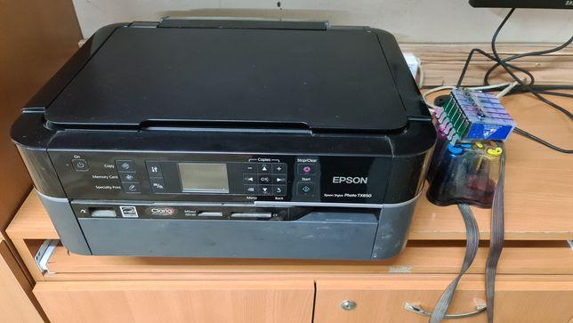 Мфу Epson TX-650