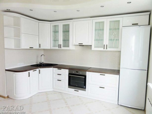 Мебель на заказ Кухонный гарнитур Шкаф-купе Прихожая Спальный Рассрочк