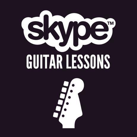 Онлайн обучение. Гитара, вокал, барабаны. Уроки укулеле и фортепиано