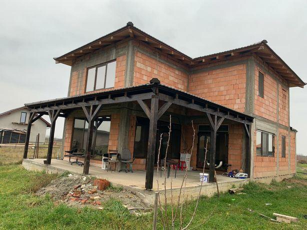 Vând casa în sat Albina - Mosnita Noua