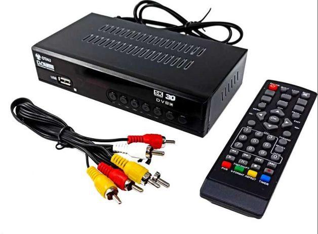 Приставка Отау ТВ Цифровая приемник TV антенна Ресивер OTAU