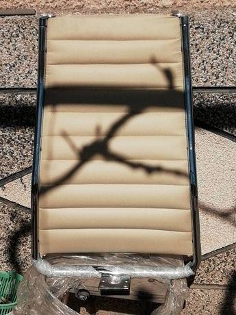 кожена облегалка за шевски стол