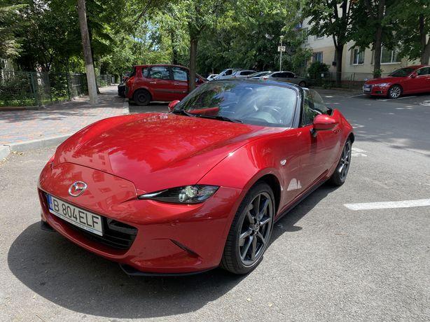 Mazda MX-5 ND SKYACTIV-G 160 Exclusive-Line | Garantie | Decapotabila