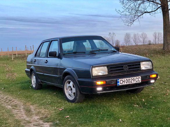 VW Jetta 1.6td 1990 НА ЧАСТИ