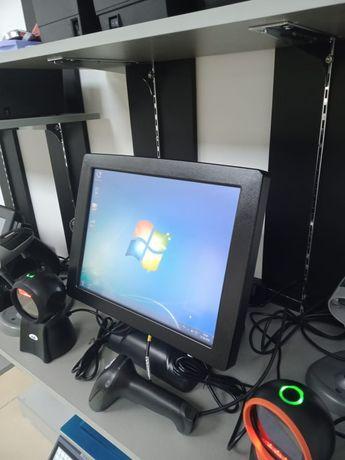 Пос моноблок сенсорный (терминал, система) автоматизация торговли