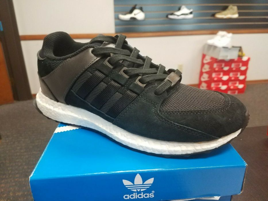 Adidasi Eqt support Ultra Boost Core Black 41