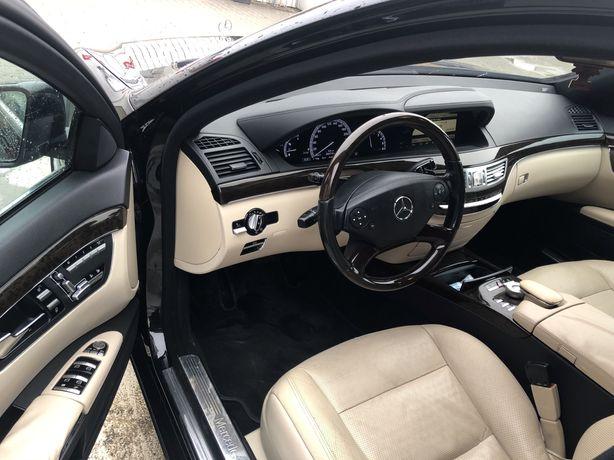 Mercedes S 350D BLUETEC 2012 06 masină cu un comfort deosebit pentru p