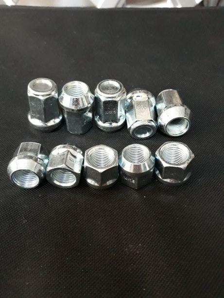 Piulițe cu conice 14x1.5 cheie de 19- 10 ron bucata
