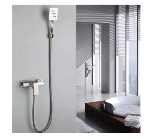 Baterie sanitara, Mixxus KUB-003, pentru cada de baie,para dus inclusa