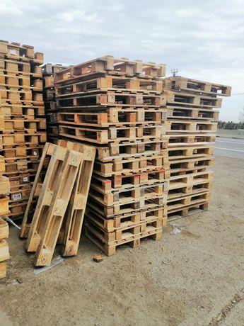 Paleti din lemn, euro și noneuro