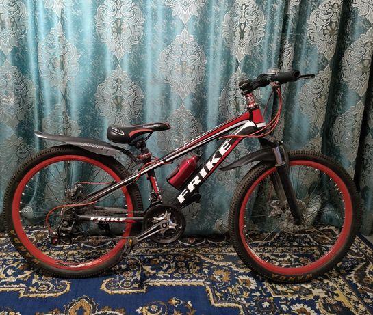 Велосипед FRIKE красный