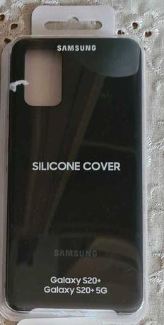 Husa Silicone cover Samsung Galaxy s20+ plus sigilata