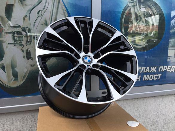 "Джанти за BMW X5 X6 20 "" M Sport X5 X6 5x120"