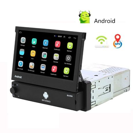 Dvd Mp5 Player ANDROID Retractabil