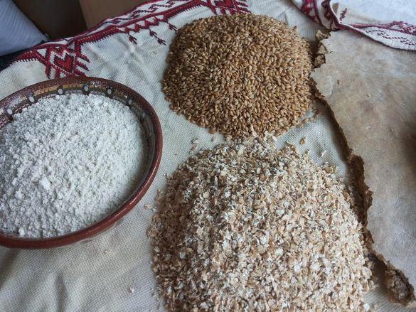 Лимец - Брашно, Зърно, Флейк; БИО Пшеница, БИО Ръж