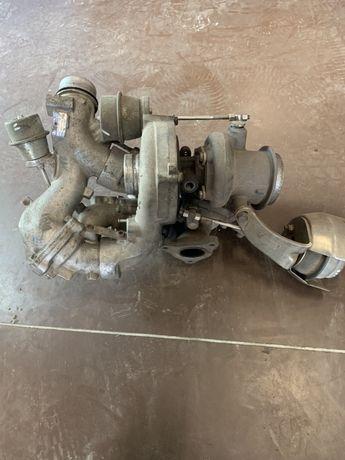 Turbo w212