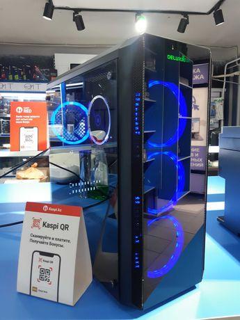 Игровой компьютер Core I3-10100/8 gb/Nvidia Geforce 1650s/SSD 120gb