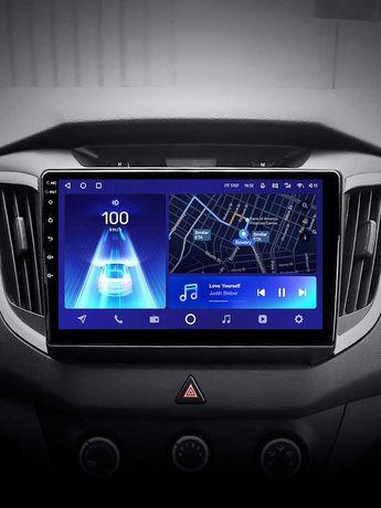 Андроид автомагнитолы Teyes, оригинал. Рассрочка/кредит Hyundai Creta