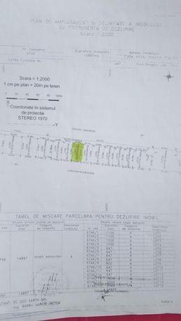 Teren Snagov intravilan 647mp cu certificat de urbanism