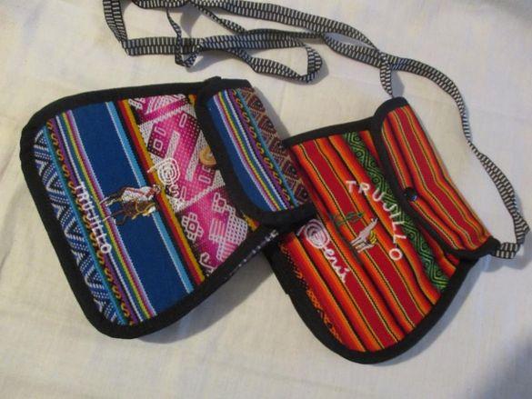 Перуански Сувенири - Чанти