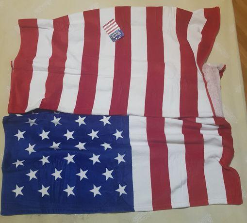 Полотенце махровое флаг США