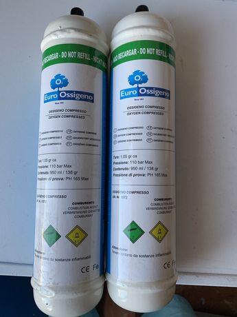 Butelie oxigen 1L noua plina pentru aparat sudura turbo set portabile
