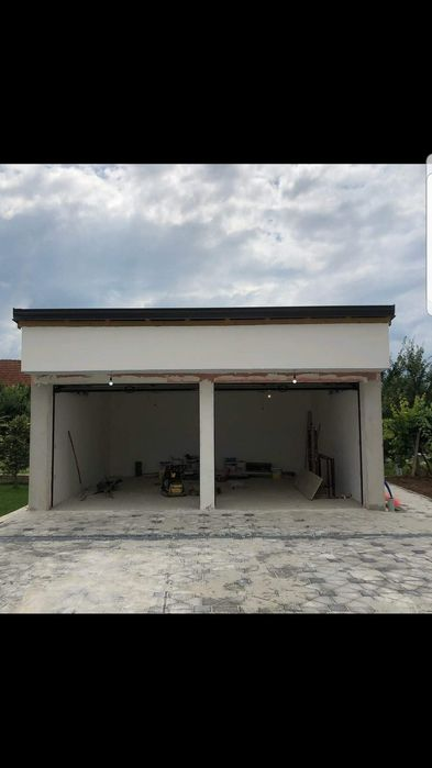 Usi de garaj sectionale Ludus - imagine 1