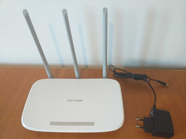 2 Router /eTP LINK TL-WR845N -N 300 Mbps/Wireless Rapid