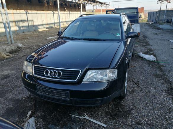 Ауди а6 Audi A6 на части