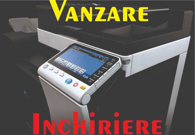 Inchiriere/Vânzări, Service Imprimante si Copiatoare