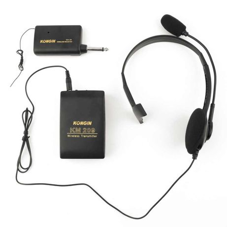 Радио петличный микрофон