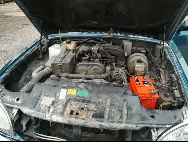 Двигатель 2,4 Крайслер на Волгу, Газель