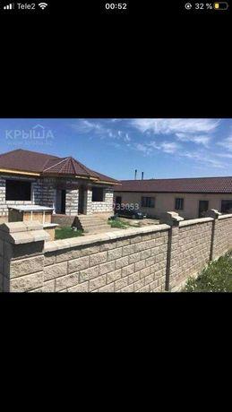 Продам частный дом с времянкой и баней на дровах  в Ильинке