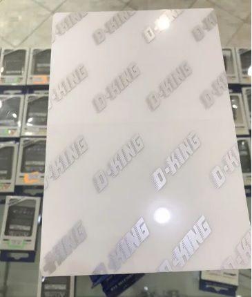 Folie silicon protectie la display Huawei P20 Lite 2019, Nova 5i, Nova
