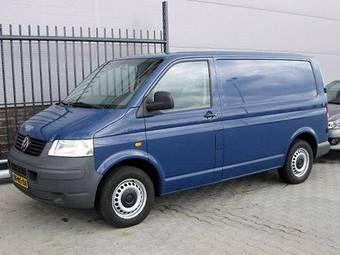 Vw T5 2004 на части