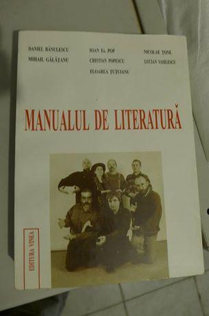 Manualul de literatura – volum de poezie - Editura Vinea 2004 Semnat