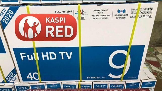 102см новый супер тонкий классный с гарантией запечатоный телевизор