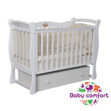 Кровать манеж трансформер для новорожденных + бесплатная доставка