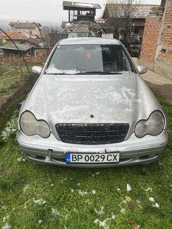 Mercedes w203 220 cdi 143 hp