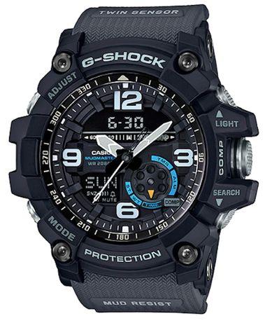 Ceas SPORT Casio G SHOCK Mudmaster gg1000-1A8 NOU,Garantie,Original