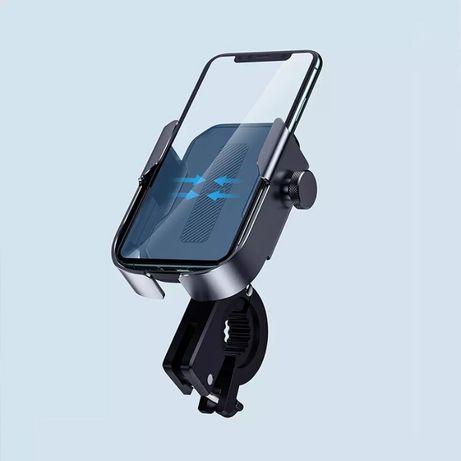 ПРОМОЦИЯ BESEUS Алуминиева стойка за телефон на колело, мотор, ATV